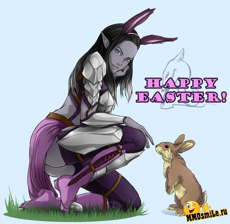 Happy easter Lineage 2